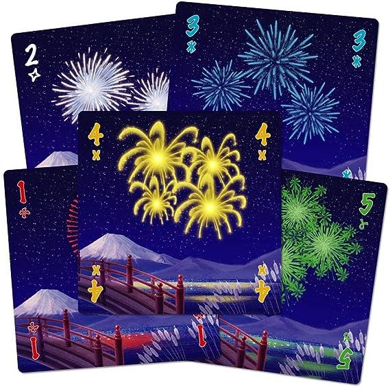 Cocktail Games- Hanabi - Juego de Cartas - Español (CGHA0001): Amazon.es: Juguetes y juegos