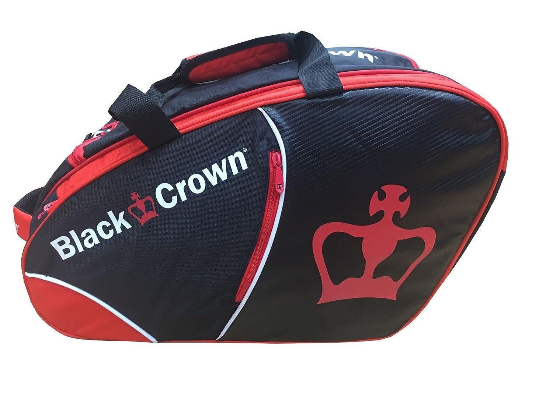 Paletero Black Crown Rojo: Amazon.es: Deportes y aire libre