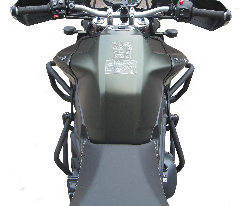 Sturzb/ügel // Schutzb/ügel HEED Triumph Tiger 1200 //1200 XC Explorer 2012-2015 Untere - Obere