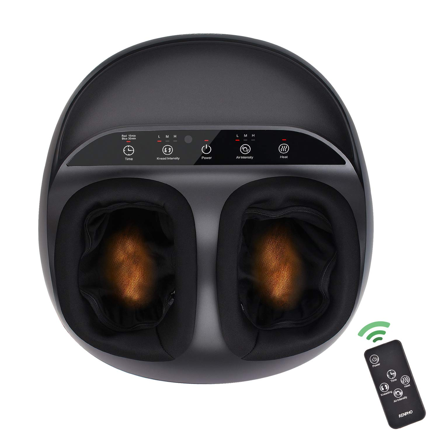 RENPHO Shiatsu Foot Massager Machine review