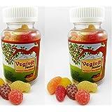 Radicura Multi Vitamins Junior A to Z and Minerals Vegivit Gummys for Kids - Pack of 2