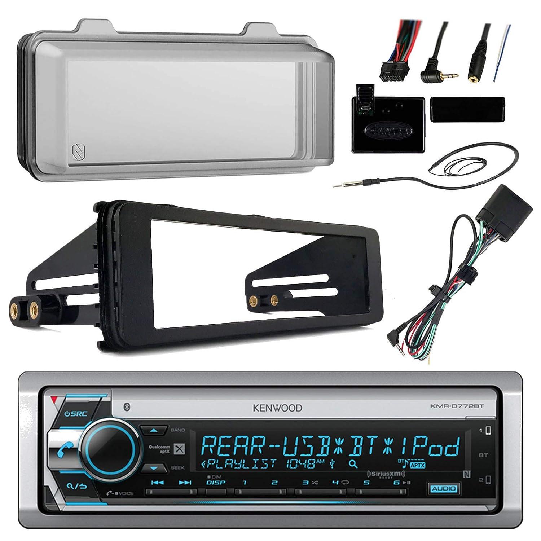 Amazon.com: Kenwood KMR-D765BT Marine Radio Stereo Receiver - 1998 ...