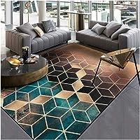 Carpet 2020 Modern Area Rugs Geometric Pattern Carpet Nordic Simple Living Room Coffee Table Room Bedroom Floor Rug Kids…