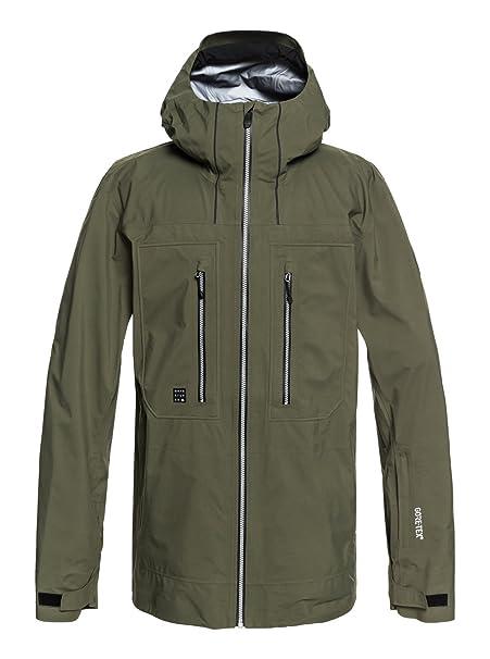 Quiksilver Mamatus 3L Gore-Tex® - Chaqueta para Nieve para Hombre EQYTJ03168: Amazon.es: Ropa y accesorios