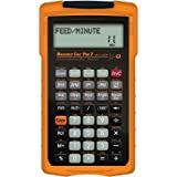 Calculated Industries 4088 Machinist Calc Pro 2 Advanced Machining Calculator | Speeds and Feeds, DOC, LOC and WOC for Materi