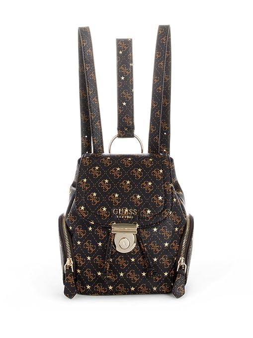 fac32814dbf0 GUESS Affair Small Logo-Print Backpack  Amazon.ca  Luggage   Bags