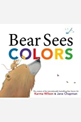 Bear Sees Colors Kindle Edition
