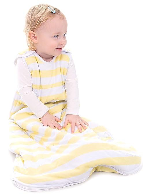 Snoozebag - Saco de dormir para bebé (100% algodón, 2,5 tog