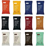 RXBAR Whole Food Protein Bar, Variety Pack of All 9 Delicious Flavors (Pack of 12)