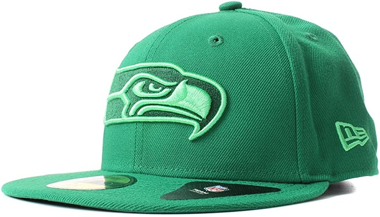 New Era Gorra 59Fifty Pop SeahawksEra de Beisbol (7 3/4 (61,5 cm ...