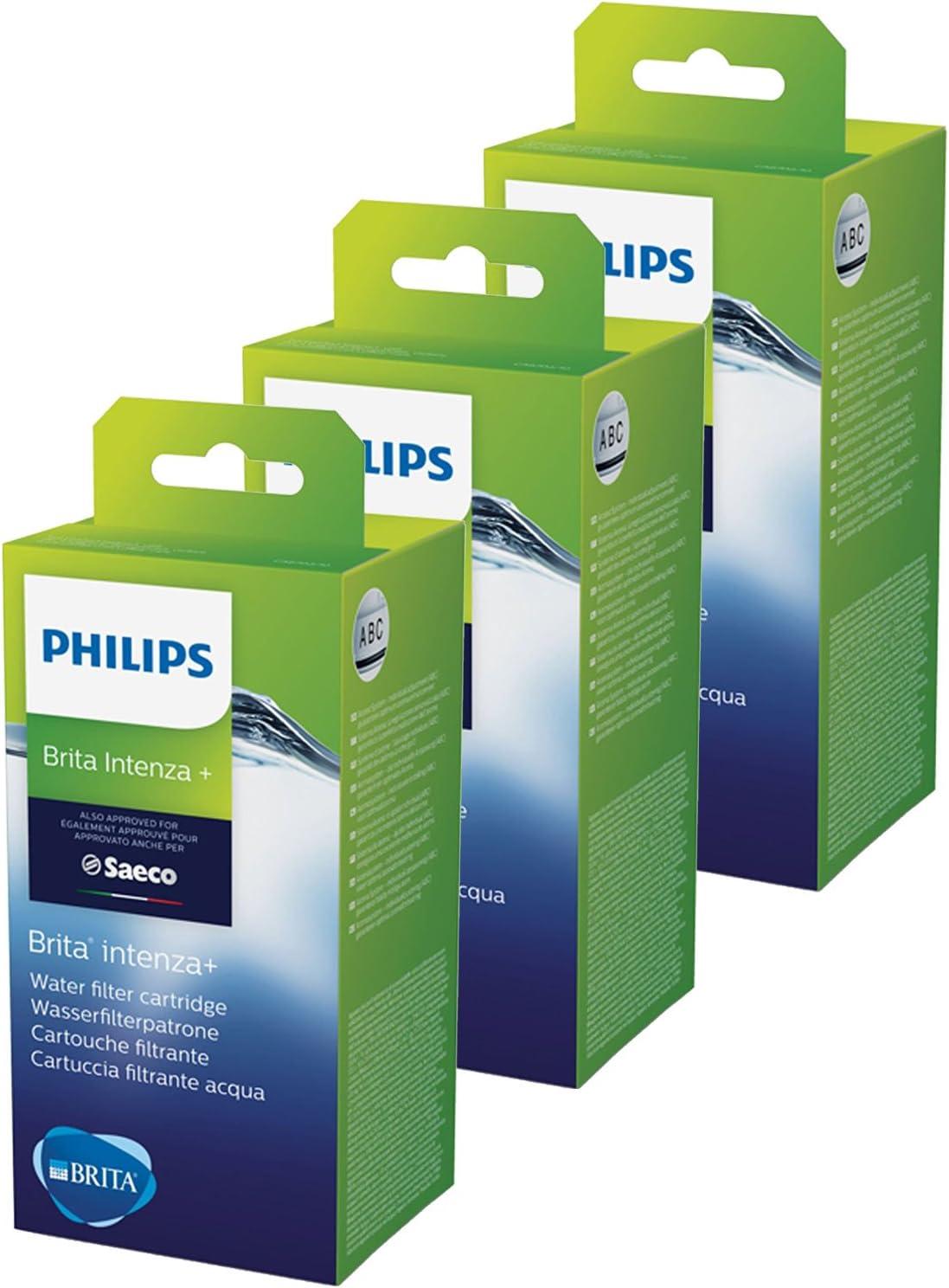 Wasserfilter AT wie Saeco Intenza für Kaffeemaschinen Philips Saeco und baugl.