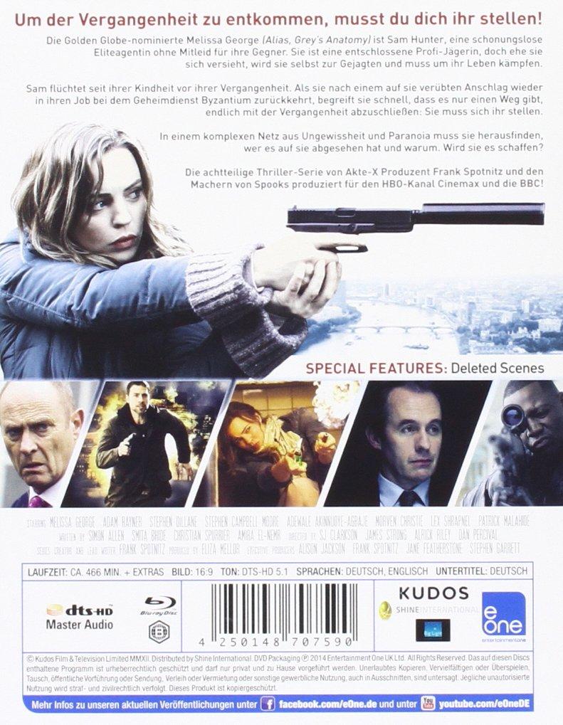 Hunted - Vertraue niemandem [Blu-ray]: Amazon.de: Melissa George ...