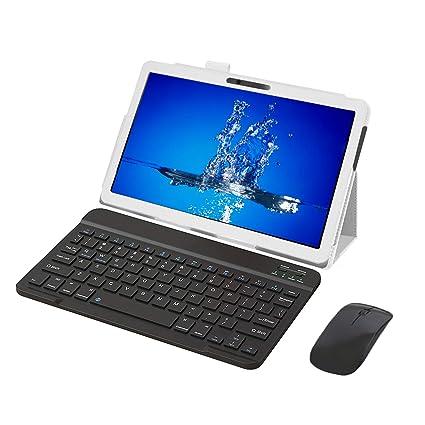 Tableta 10.1 Pulgadas 4G WiFi Android 9.0 Tablets PC 3GB de RAM ...
