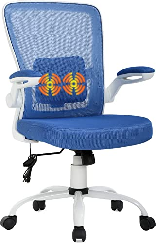 Office Chair Desk Chair Computer Chair Ergonomic Swivel Rolling Home Massage Task Chair