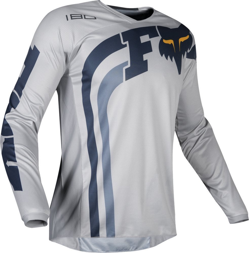 Fox Racing 2019 180 COTA Jersey and Pants Combo Offroad Gear Set Adult Mens Gray//Navy XL Jersey//Pants 38W