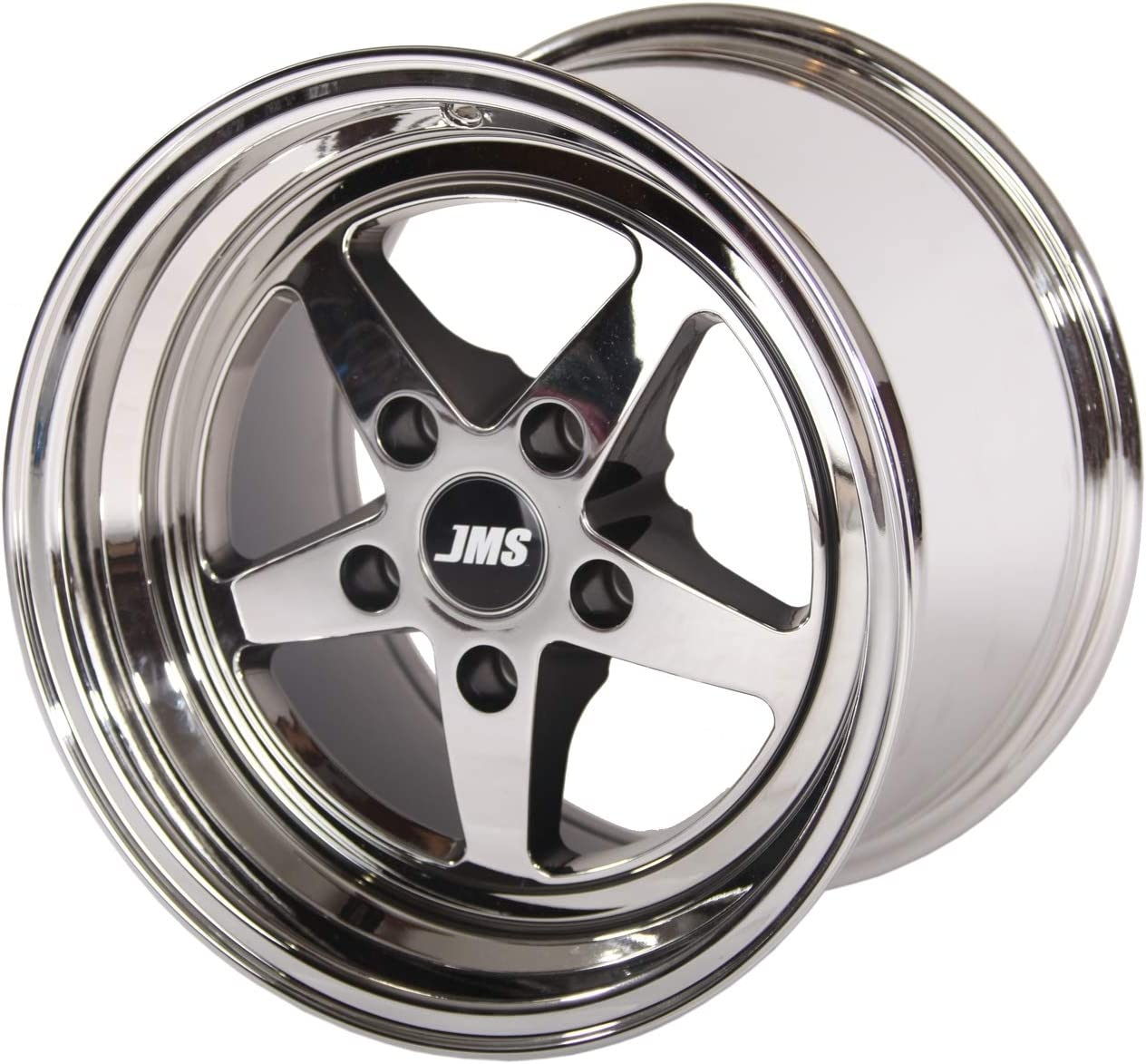JMS Avenger FITS 1994-2002 Camaro and Firebird 17 INCH X 4.5 INCH Front Wheel W- Lug Nuts A1745175CZ