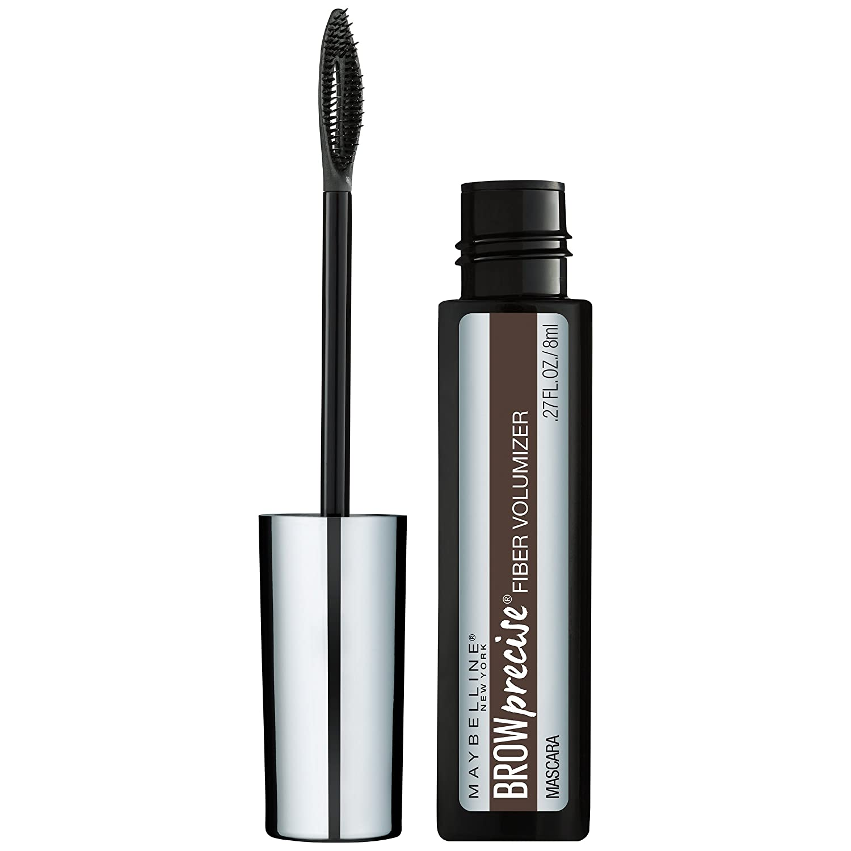 f9efdfe3ecb Amazon.com : Maybelline New York Brow Precise Fiber Volumizer Eyebrow  Mascara, Blonde, 0.27 fl. oz. : Beauty