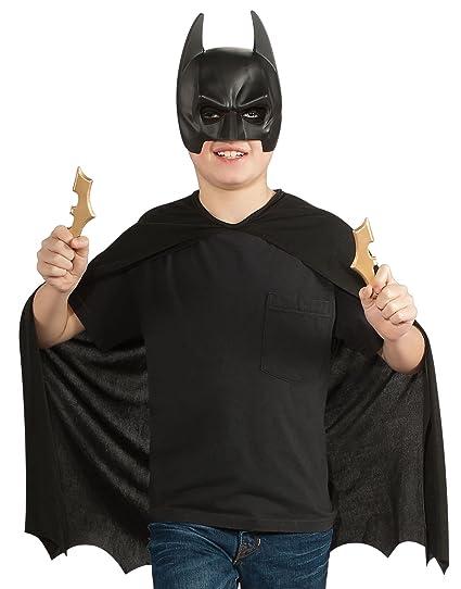 Imagine by Rubieu0027s Batman The Dark Knight Rises Batman Childu0027s Costume Set with Mask  sc 1 st  Amazon.com & Amazon.com: Imagine by Rubieu0027s Batman: The Dark Knight Rises: Batman ...
