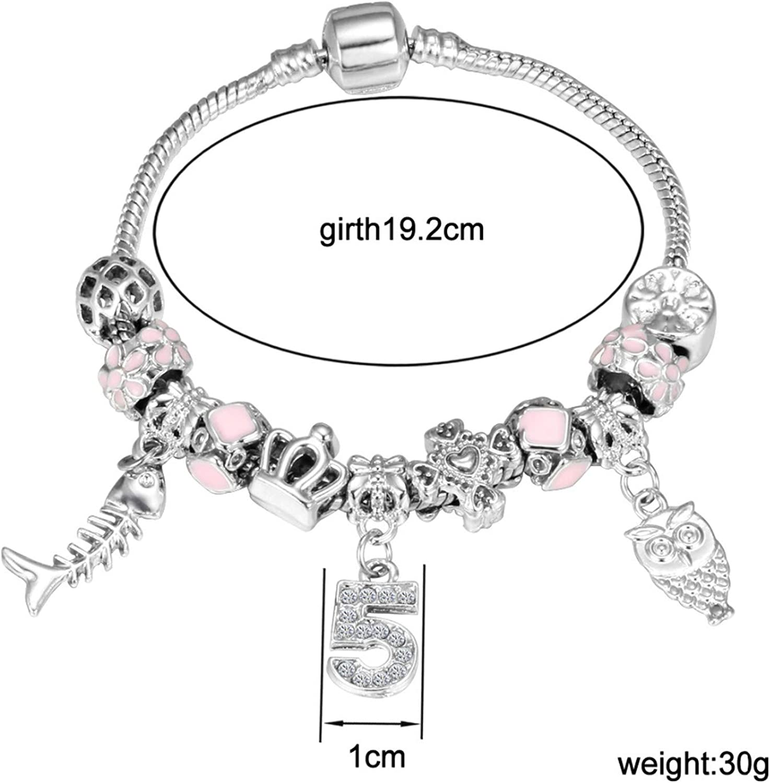 bangle style bracelets Crystal and silver bracelet vintage jewelry