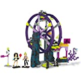 Mega Construx Monster High School Carnival Building Set Action Figure