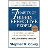 The 7 Habits of Highly Effective People by Stephen R. Covey - Paperback
