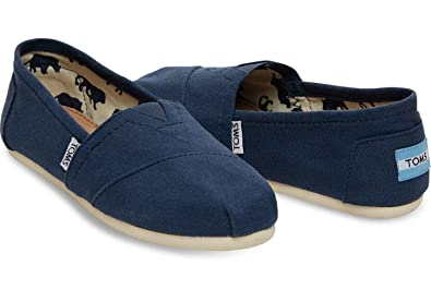 1817c2be1a48 TOMS Women s Classic Slip-On (5 B(M) US   35-