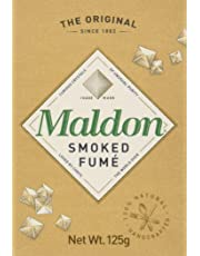 Maldon Crystal Smoked Sea Salt, 125g