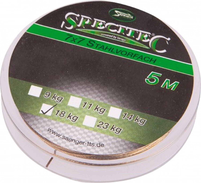 5/m Bobine//7/x 7 Specitec acier avant Compartiment