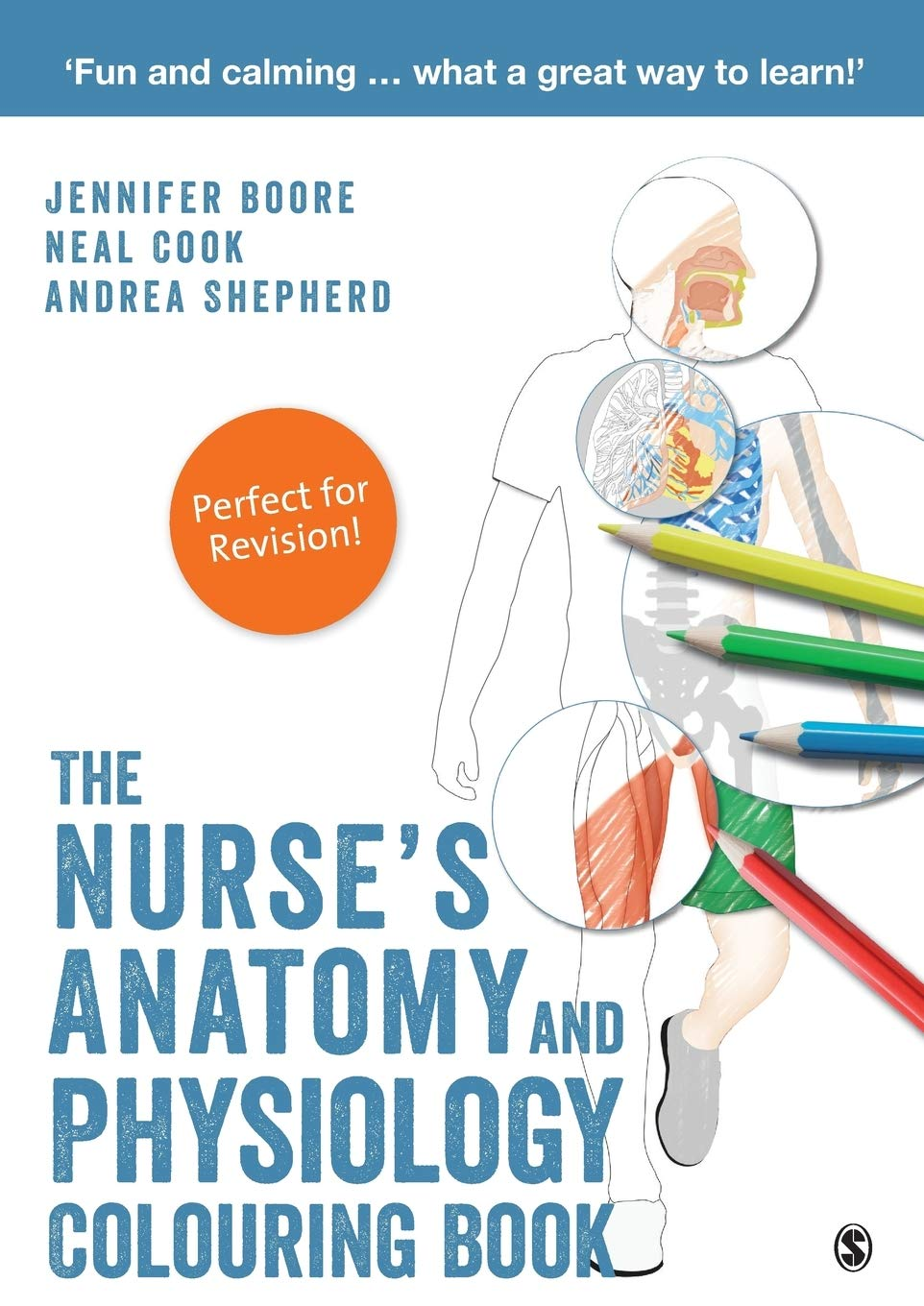 - The Nurse's Anatomy And Physiology Colouring Book: Amazon.co.uk