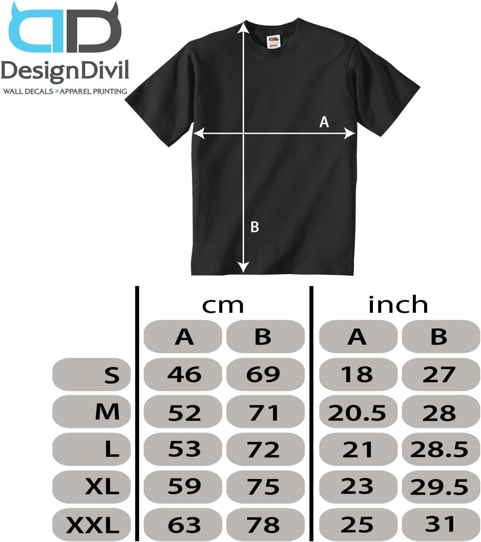 Qualit/à da uomo Rugby Strong nero t-shirt in cotone 100/% cotone.