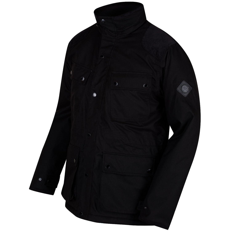 caa97e29b Regatta Men's Elwin Waterproof Jacket: Amazon.co.uk: Clothing