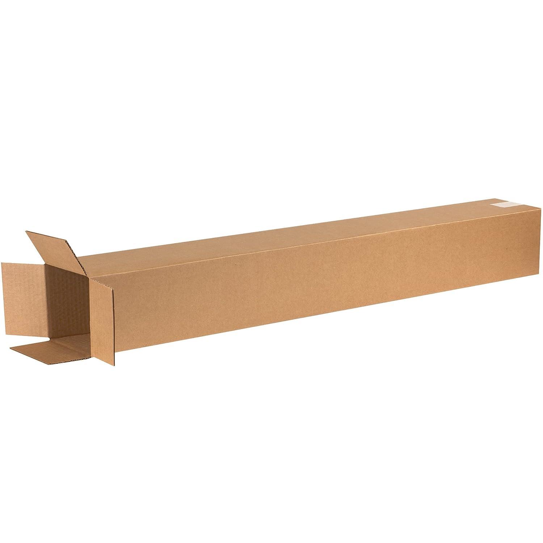 Kraft 18 Length x 6 Width x 45 Height Aviditi HD18645FOL Side Loading Corrugated Box 2 X Pack of 5