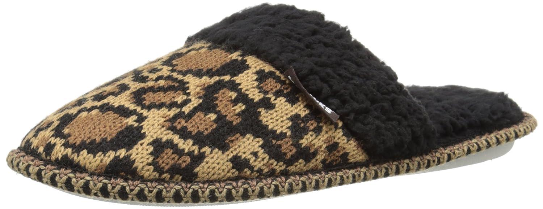 Muk Luks Women's Fairisle Knit Scuff Mule