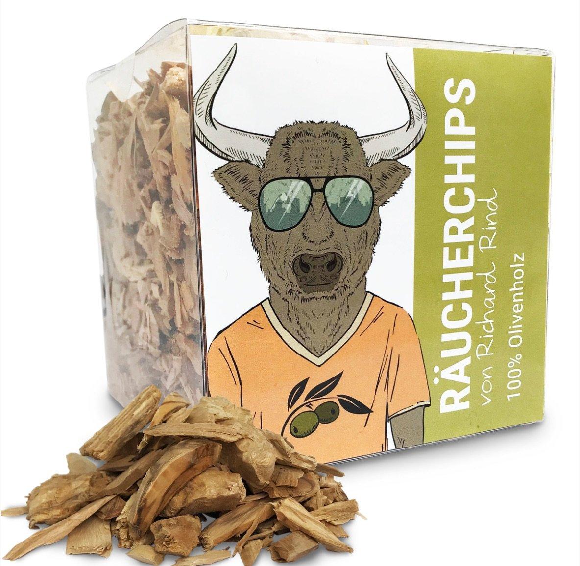 Les ramequins en bois d'olivier confèrent à votre viande un goût méditerranéen Richard Rind