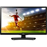 "TV LED Monitor 20"" LG HD 20MT49DF-PS, Conversor Digital Integrdo, 1 HDM, 1 USB"