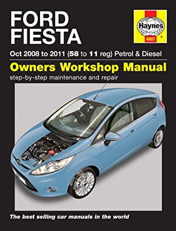 ford fiesta repair manual haynes manual service manual workshop rh amazon co uk Ford Fiesta Manual Interior White Ford Fiesta