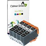 4 X Black Colour Direct Compatible Ink Cartridges Replacement For HP 364XL - HP Deskjet 3070A, 3520, Officejet 4610, 4620, 4622, Photosmart 5510, 5510, 5512, 5514, 5515, 5520, 5522, 5524, 5525, 6510, 6520, 6525, 7510, 7520, B010a, B109a, B109c, B109d, B109n, B109q, B110a, B110c, B110d, B110e, B8550, B8553, C5380, C5383, C5390, C6300, C6380, CN245b, D5460, D5463, D7560, C510, B209, B209a, B210, B210a, B210b, B210c, C309, C309g, C309n, C310, C309a, C309c, C410b Printers