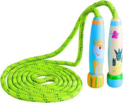 VerteLife Cuerda de Saltar Ajustable Infantil, Niños, Comba para ...