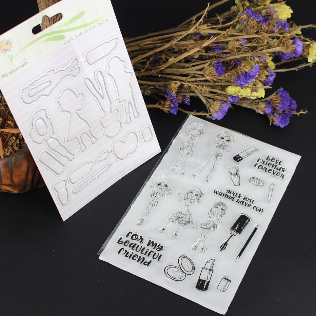 Scrapbooking Metal Die Cuts Cutting Dies Stamp Stencils DIY Photo Album Decor Cards by Topunder
