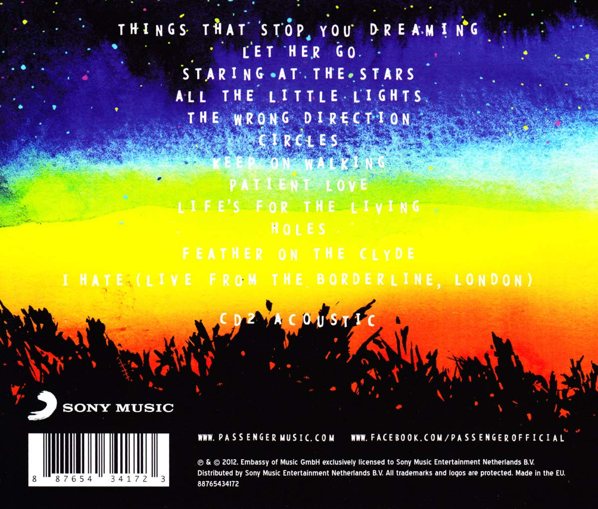 All The Little Lights: Passenger: Amazon.es: Música
