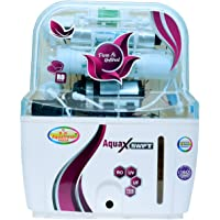 R.K. Aqua Fresh India 25L_OW 15-Litre RO + UV + UF + TDS Adjuster Water Purifier (Off White)