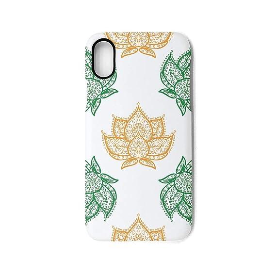 Amazon Egyptian Sacred Lotus Flower Iphone Xiphone 10 Case