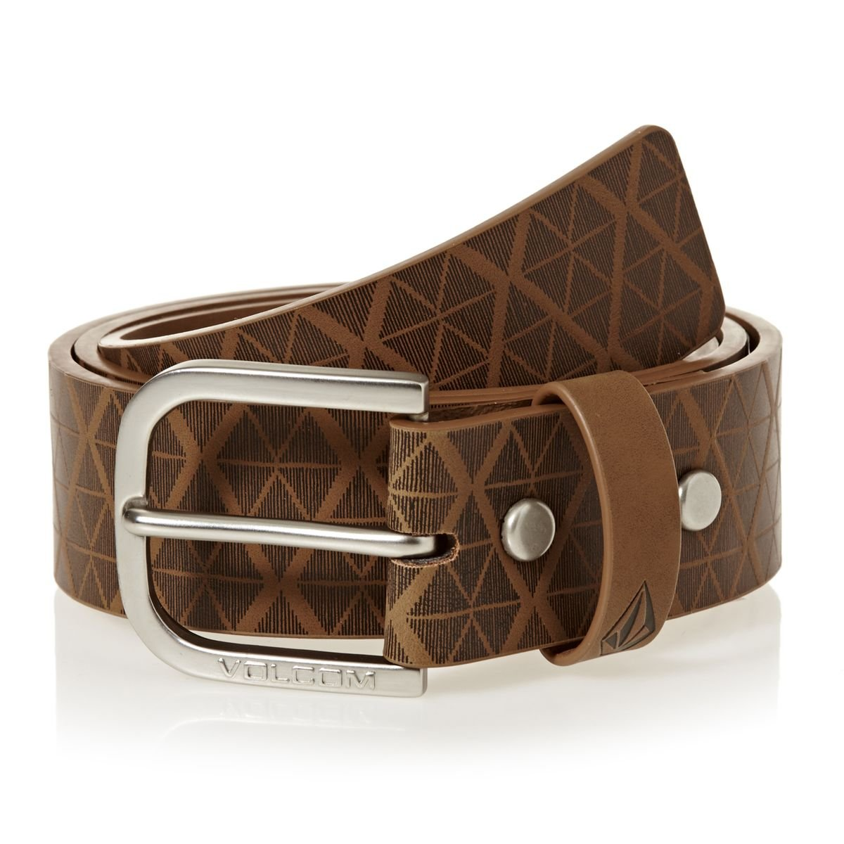 Volcom Men's Draft Pu Belt