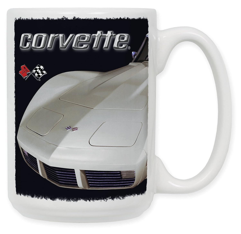 73 Sting Ray 15 Oz. Ceramic Coffee Mug
