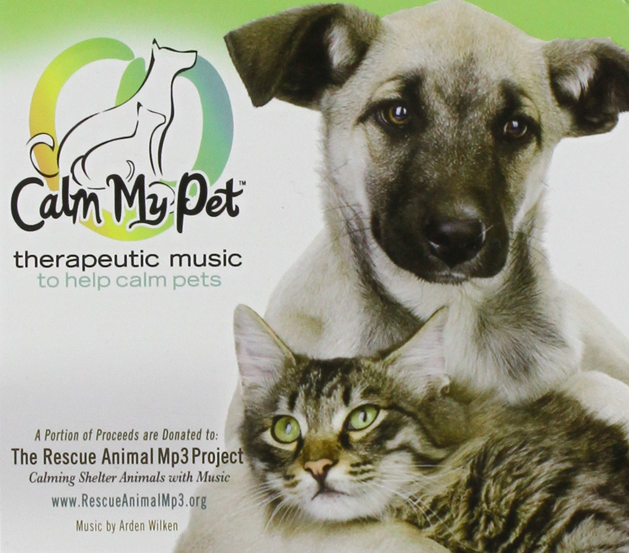 Calm My Pet Calming Music That Helps Pets Cope with Common Phobias by Calm My Pet