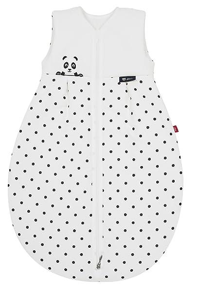 Alvi mäxchen Light Verano Saco de dormir S. Oliver oso panda negro – Saco de