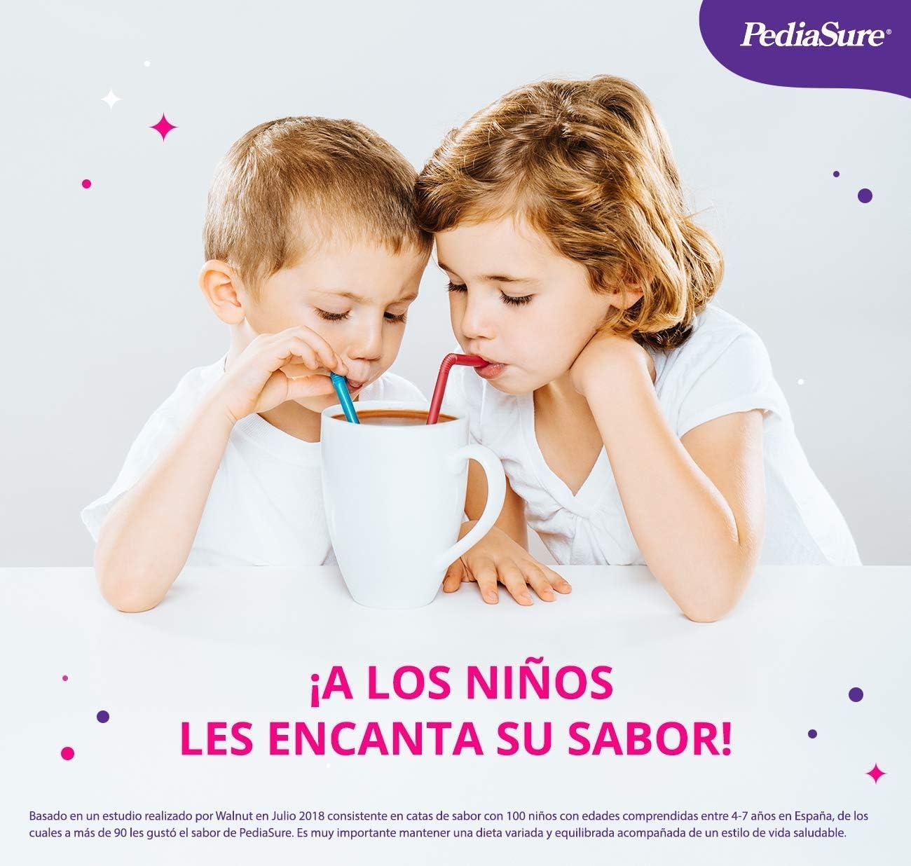 PediaSure - para Niños, Sabor Chocolate, con Proteínas, Vitaminas y Minerales - 850 gr: Amazon.es: Salud y cuidado personal