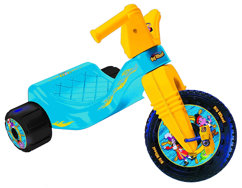 The Original Big Wheel Disney Big Wheel Junior Racer Jake and The Neverland Pirates Ride On
