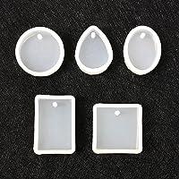 ma-on tipos moldes de silicona moldes DIY Jewelry