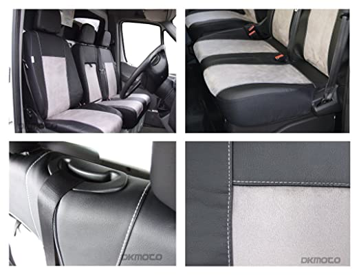 DKMOTO 704BG Tailored Seat Cover With Fold Down Table Amazoncouk Car Motorbike